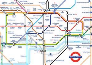 underground station map alternative maps merry londonist