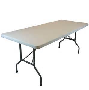 plastic folding table 6 x30 banquet