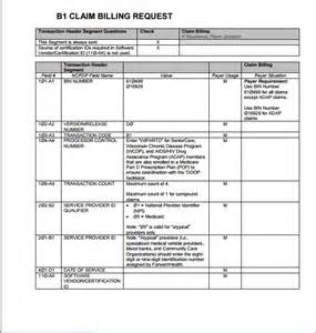Insurance Claim Form Template by Sle Medicare Claim Form Templates Printable