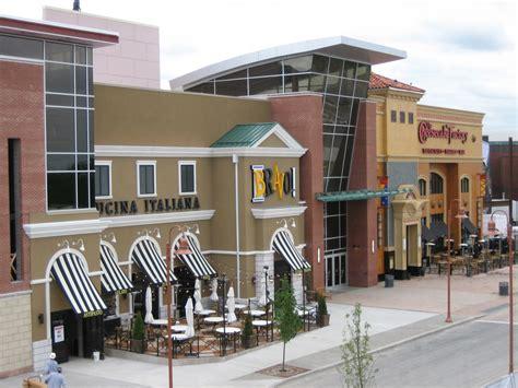 Buffalo Rider Walden Galleria Mall