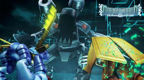Kaset Ps4 Digimon World Next Order digimon world next order announcement trailer ps4