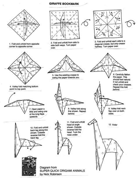 Giraffe Origami - giraffe origami giraffe giraffes