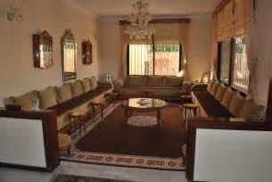 Rideaux Salons Marocains Photos