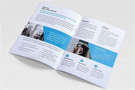 20 Printable Office Brochure Templates Free Designs Open Office Brochure Template