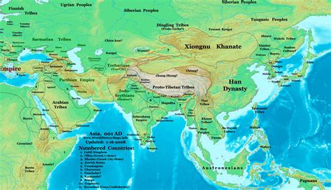 eastern hemisphere map map of the eastern hemisphere 1 ce illustration ancient history encyclopedia