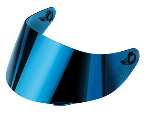 agv k3 sv iridium blue visor chion helmets