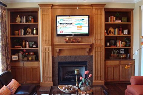 fireplace entertainment center genius interior