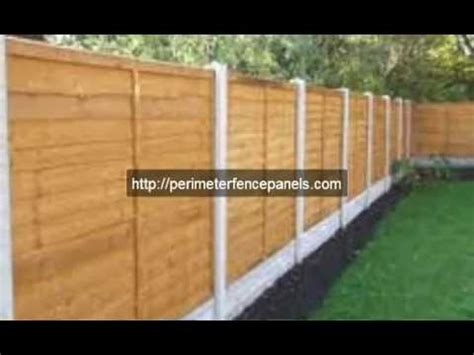 pdf diy how to build a wood panel how to build a fence with wood fence panels
