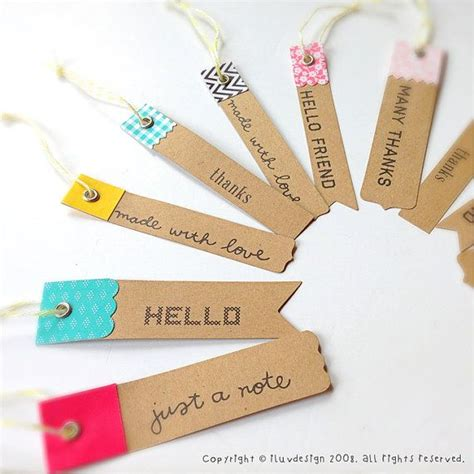 Papercraft Cards - kraft tags walnut grove tags 12 tags papercraft