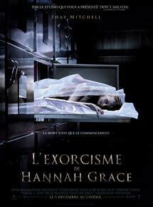 se filmer la possession de hannah grace l exorcisme de hannah grace film 2018 allocin 233