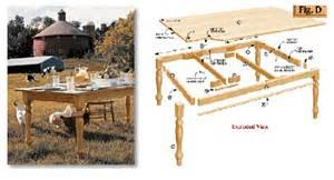 5 diy farmhouse table projects bob vila