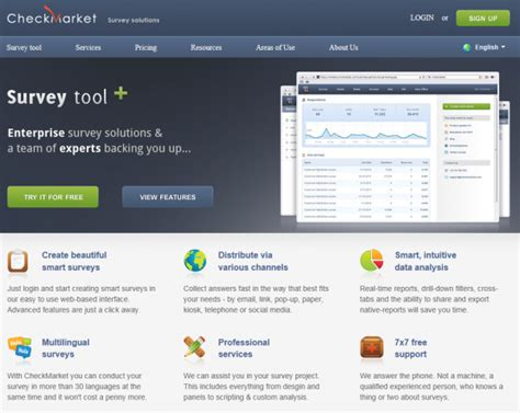 Free Survey Software - checkmarket survey software review survey software reviews