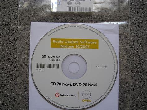 cadillac gps update disc cd70 navi update disc for cadillac
