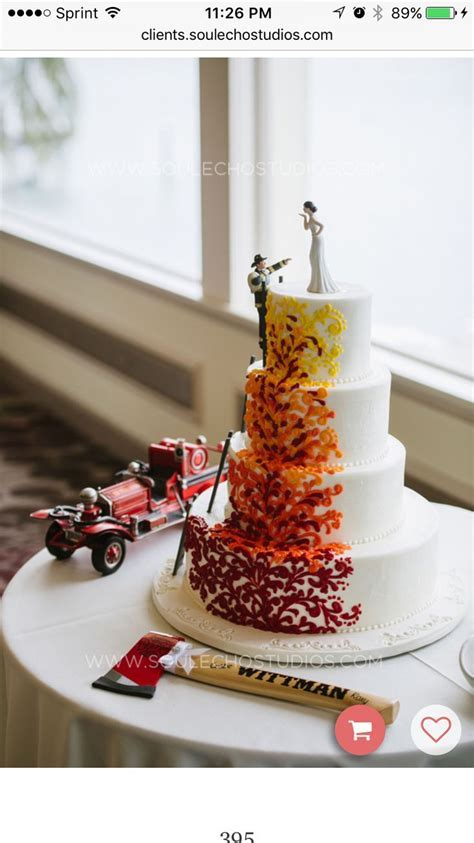 Best 25  Firefighter grooms cake ideas on Pinterest