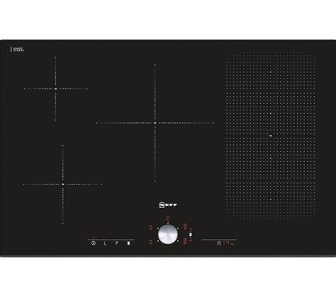 induction hob neff problems buy neff t51t86x2 electric induction hob black free delivery currys