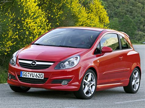 opel corsa 2008 opel corsa gsi picture 47801 opel photo gallery