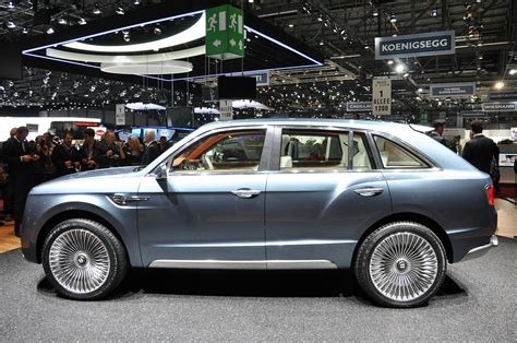 bentley exp price production bentley exp 9 f could get optional 3rd row au