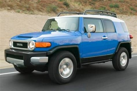 fj cruiser msrp used 2007 toyota fj cruiser for sale pricing features
