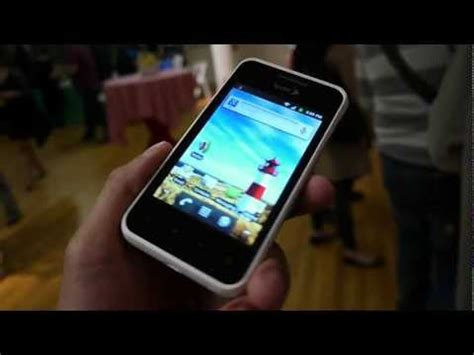 Lg Rumor Reflex S Video Clips Phonearena