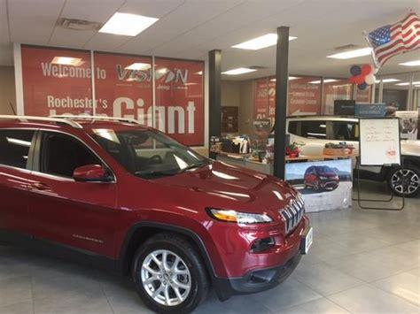 chrysler dealer rochester ny vision dodge chrysler jeep ram car dealership in rochester