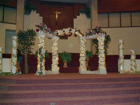 Columns For Decorations columns for wedding decorations decoration