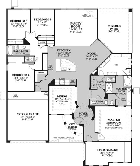 eplans bungalow house plan sitting pretty 2695 square 17 best images about house plans on pinterest house