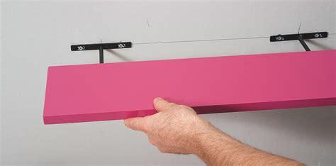 Etagere Murale Fixation Invisible 2195 by Poser Une Tablette 224 Fixation Invisible Diy Faites Le