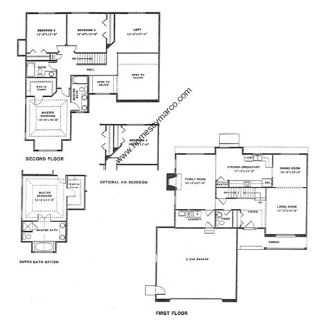 rosewood floor plan rosewood model in the woods of antioch subdivision in