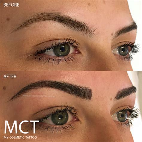 tattoo eyebrows 3d portfolio my cosmetic