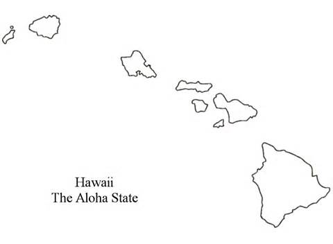 us map outline with hawaii december 2013 what would a do