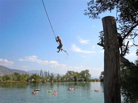mona rope swings the woodheads mona rope swing