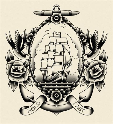 traditional navy tattoos sailor tattoos new york and style on