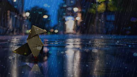 gambar hujan sedih galau romantis puisi badai cinta