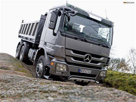 Car Wallpaper Mp3 by Mercedes Actros 3346 Mp3 2009 11 Wallpapers 1280x960