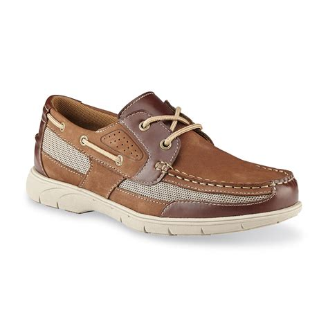 boat shoes yes or no thom mcan men s port leather boat shoe brown shop your
