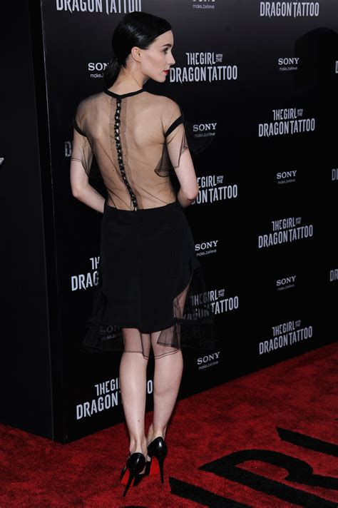 rooney mara the girl with the dragon tattoo rooney mara photos photos quot the with the