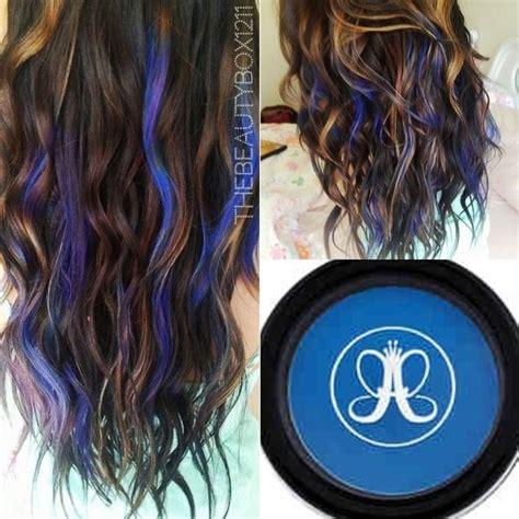 is streaking still popular on hair is streaking still popular on hair best 25 blue hair