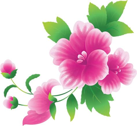 image for flowers pink flowers clipart clipground