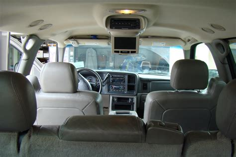 2003 Chevy Tahoe Interior by 2003 Chevrolet Tahoe Interior Pictures Cargurus