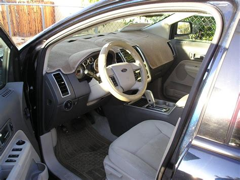 2008 Ford Edge Interior by 2008 Ford Edge Interior Pictures Cargurus
