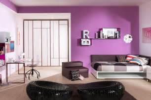 Chambre A Coucher Violet Et Gris | Rengas.co