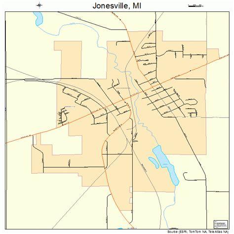 jonesville louisiana map jonesville image mag