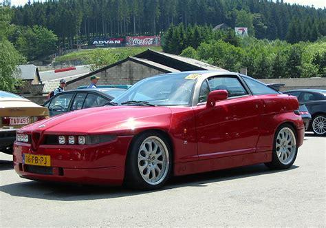 Alfa Romeo Sz by Car 205 Cone Alfa Romeo Sz O Monstro