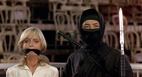 film ninja western enter the ninja vintage ninja