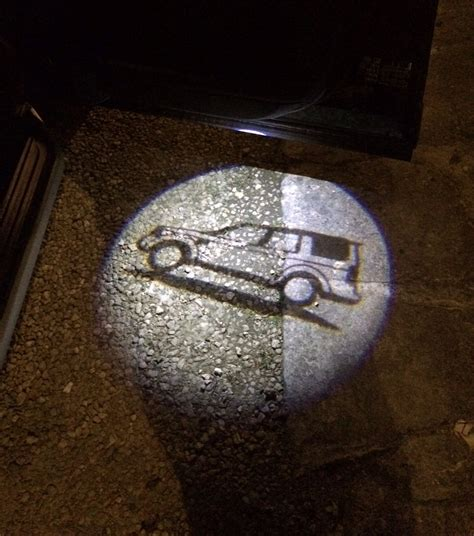 range rover welcome light land rover discovery 3 4 led door puddle logo courtesy