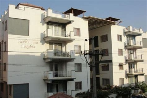 hsr layout white house sai poorna heights in hsr layout sector 7 bangalore