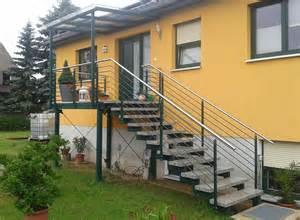 aussen treppe hochwertige treppen und gel 228 nder f 252 r innen und au 223 en bau