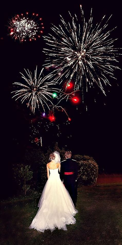 17 Best ideas about Wedding Fireworks on Pinterest