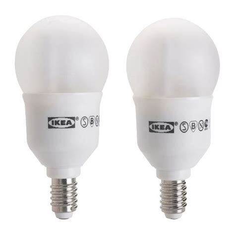 Ikea Verpackung Entsorgen by 2 Er Set Energiesparle Quot Sparsam Quot E14 7 Watt Ikea Ovp Ebay