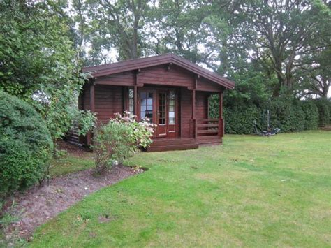new forest home office log cabin